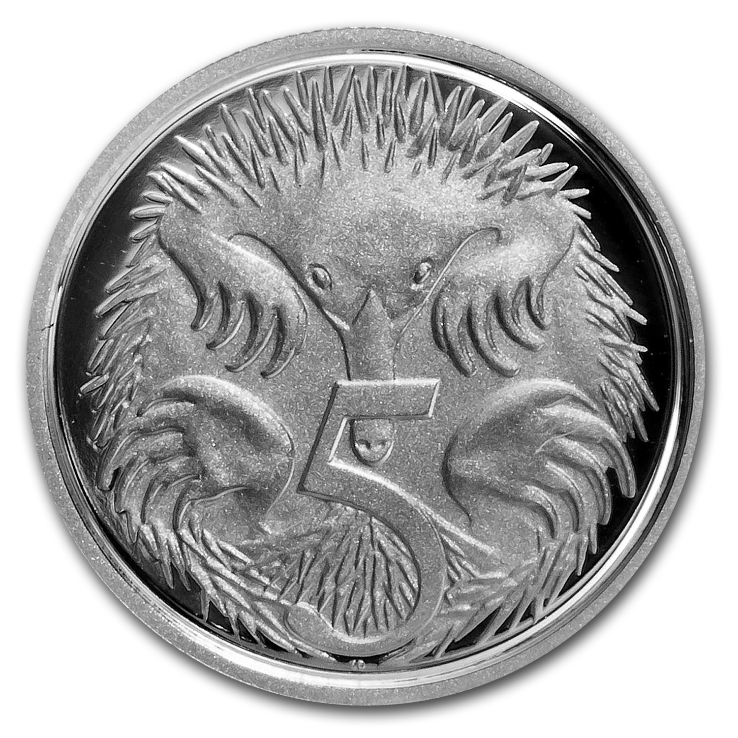 Australian 2012 Baby Set - Dot and the Kangaroo - 6 Proof Coins
